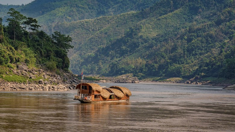Mekong Kingdom's Gypsy will sail between the ancient Laos capital of Luang Prabang and Thailand's Golden Triangle.