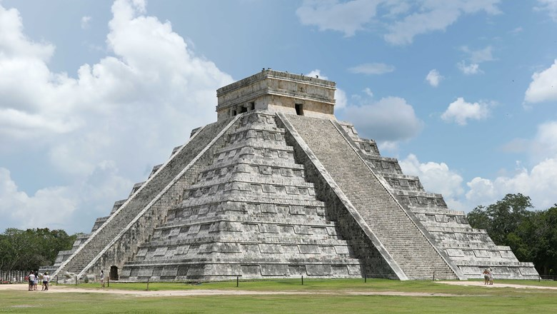Grand Velas Riviera Maya's skip-gen package includes excursions to Chichen Itza (pictured) and Uxmal.