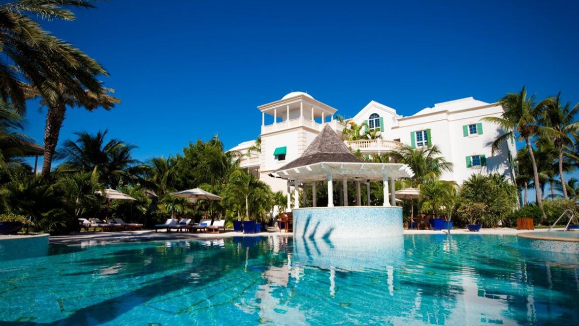 Turks and Caicos Grace Bay Beach Walk Villas, Turks