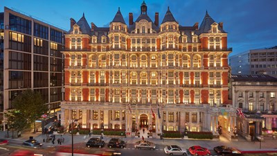 Mandarin Oriental hotel in London closed until further notice