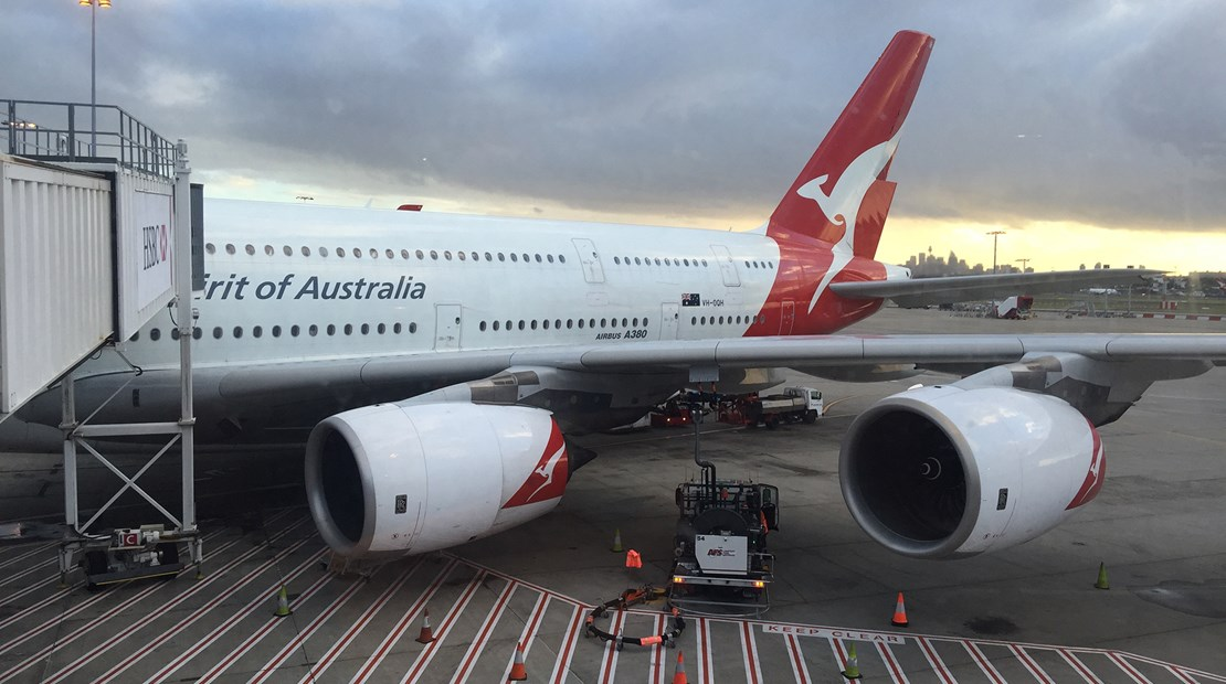 Dispatch, Airbus A380: Feeling the difference