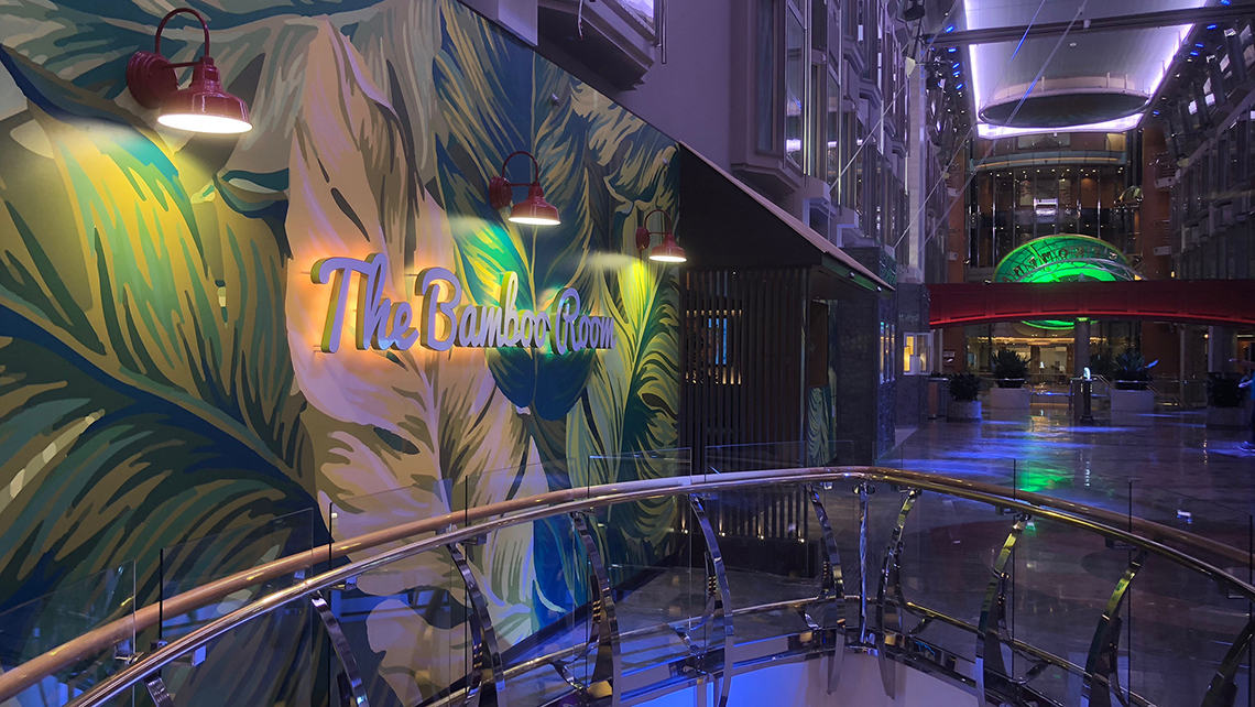 Tiki Culture Takes A Cruise On Mariner Of The Seas Travel