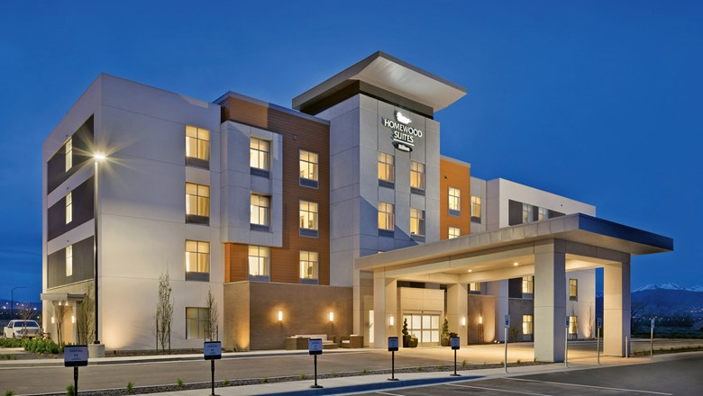 The Hotel Group offered stay bonuses to staff its new Homewood Suites outside Salt Lake City.