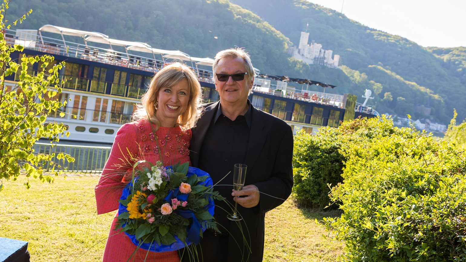 AmaWaterways to host first founder's cruises