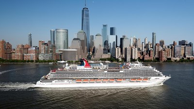 Carnival Corp. CEO: Future bright despite overcapacity fears