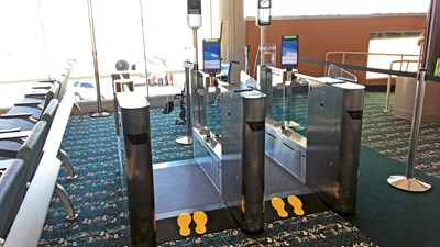Orlando Airport will be 1st to use biometrics at international gates