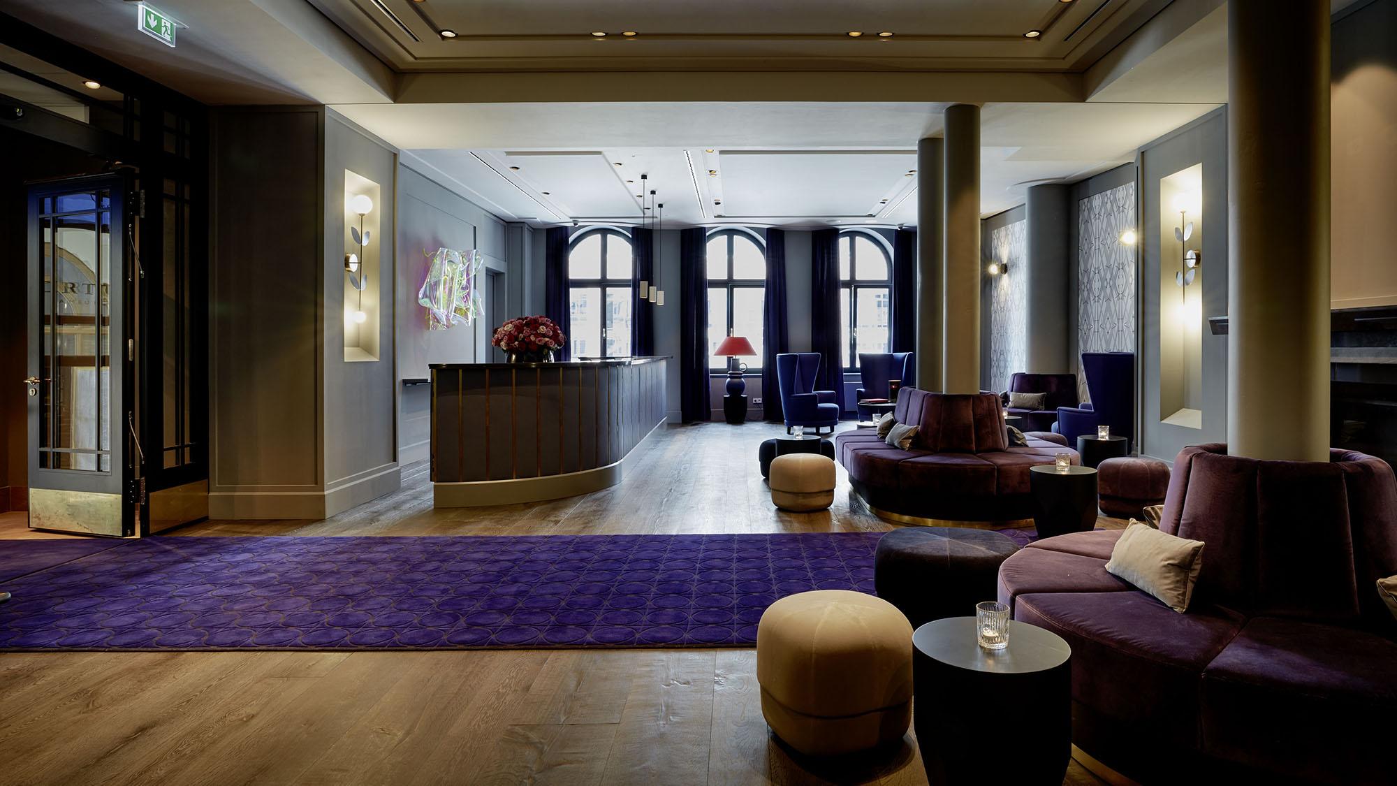 Boutique Hotel Stadthofe Hamburg