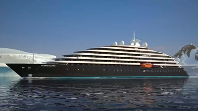 Scenic pushes back debut of expedition ship