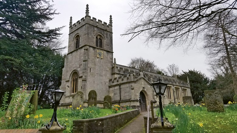 The All Saints Church in Babworth, England, was among the Pilgrims' meeting places.