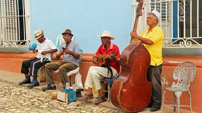 Wildland Adventures operating music-themed Cuba tour