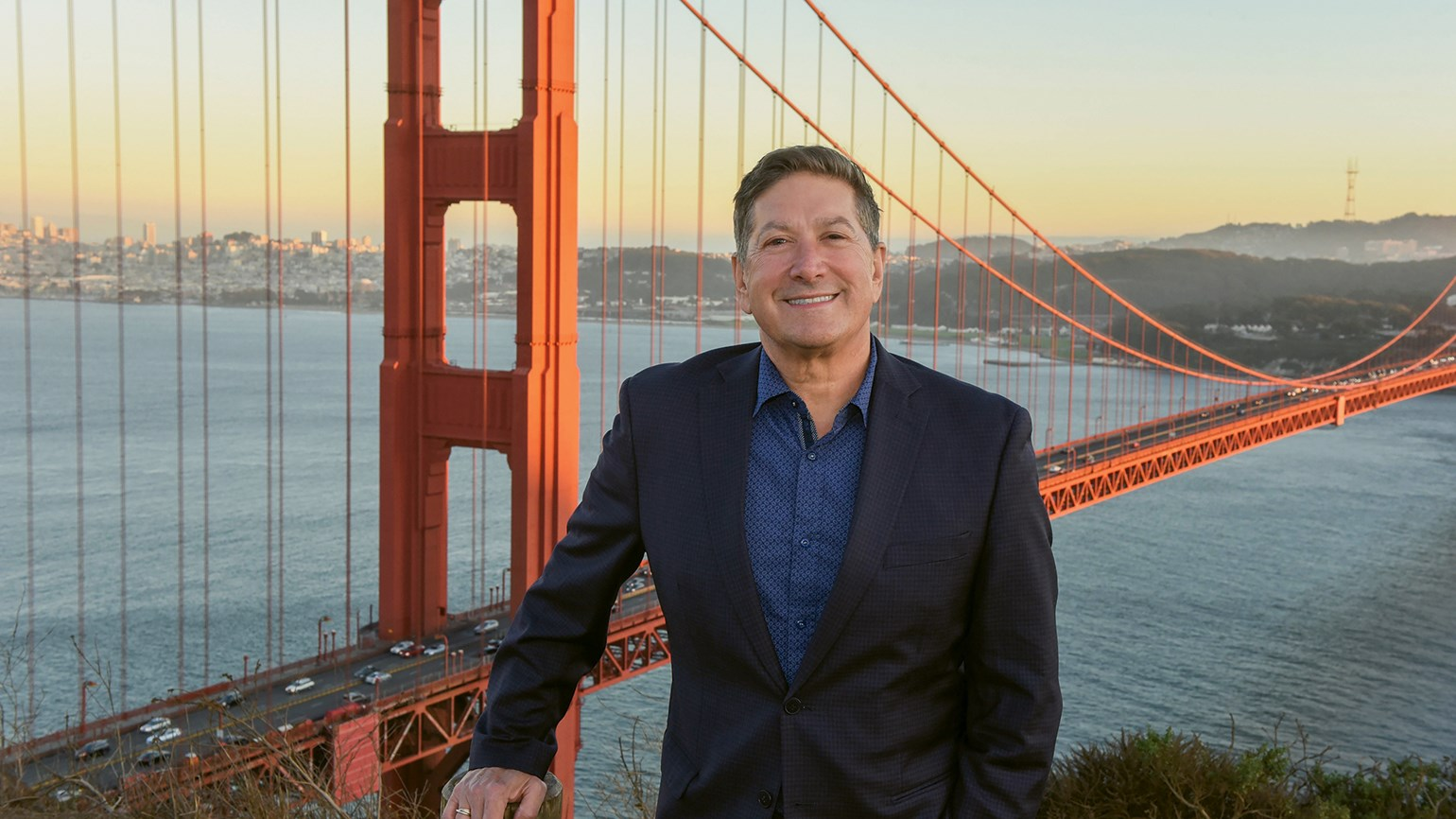 San Francisco Travel CEO Joe D'Alessandro