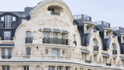 Hotel Lutetia reopens after 4-year renovation