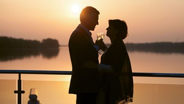 River lines let the love flow with romance packages