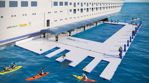 Blue World's crowdfunding also builds community of cruisers