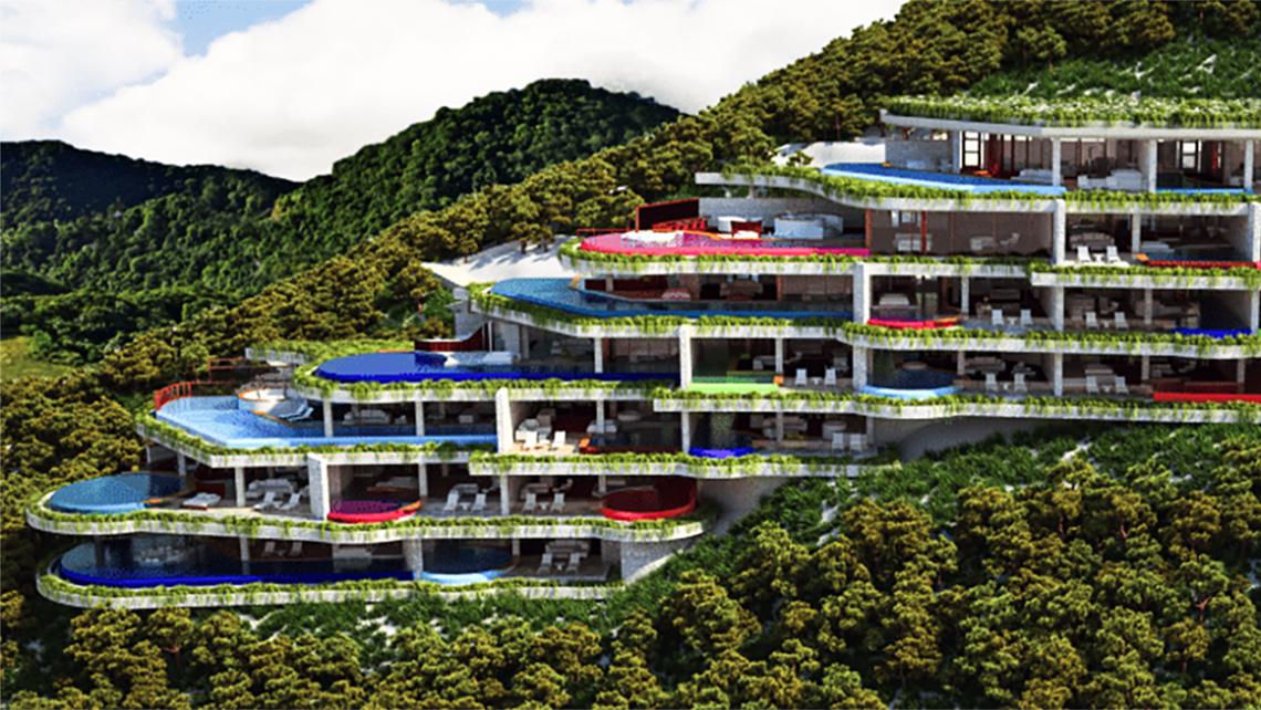 Jade Mountain could get sister resort, Jade Sea: Travel Weekly