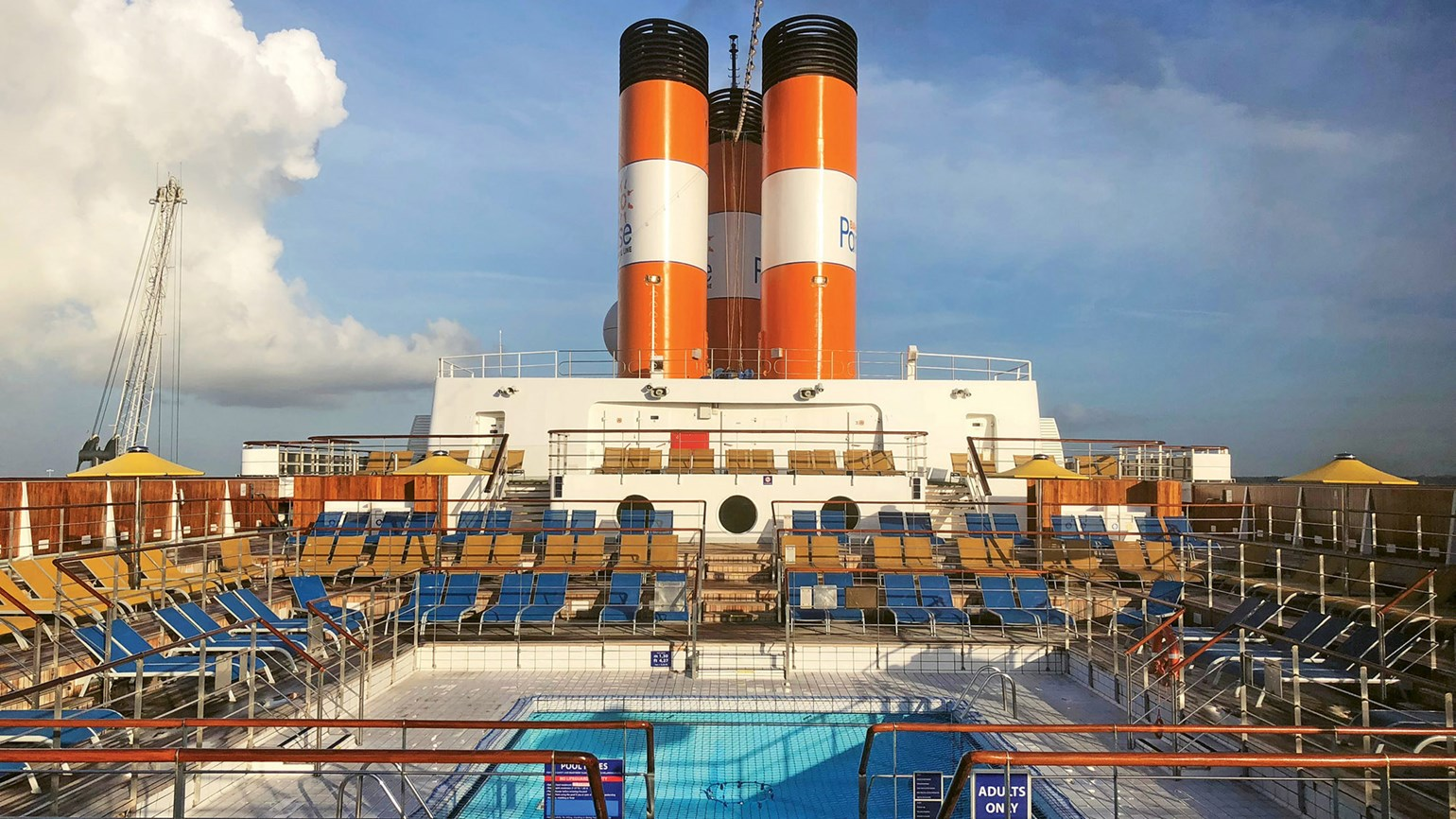 Bahamas Paradise doing Cuba cruise with two Havana stops