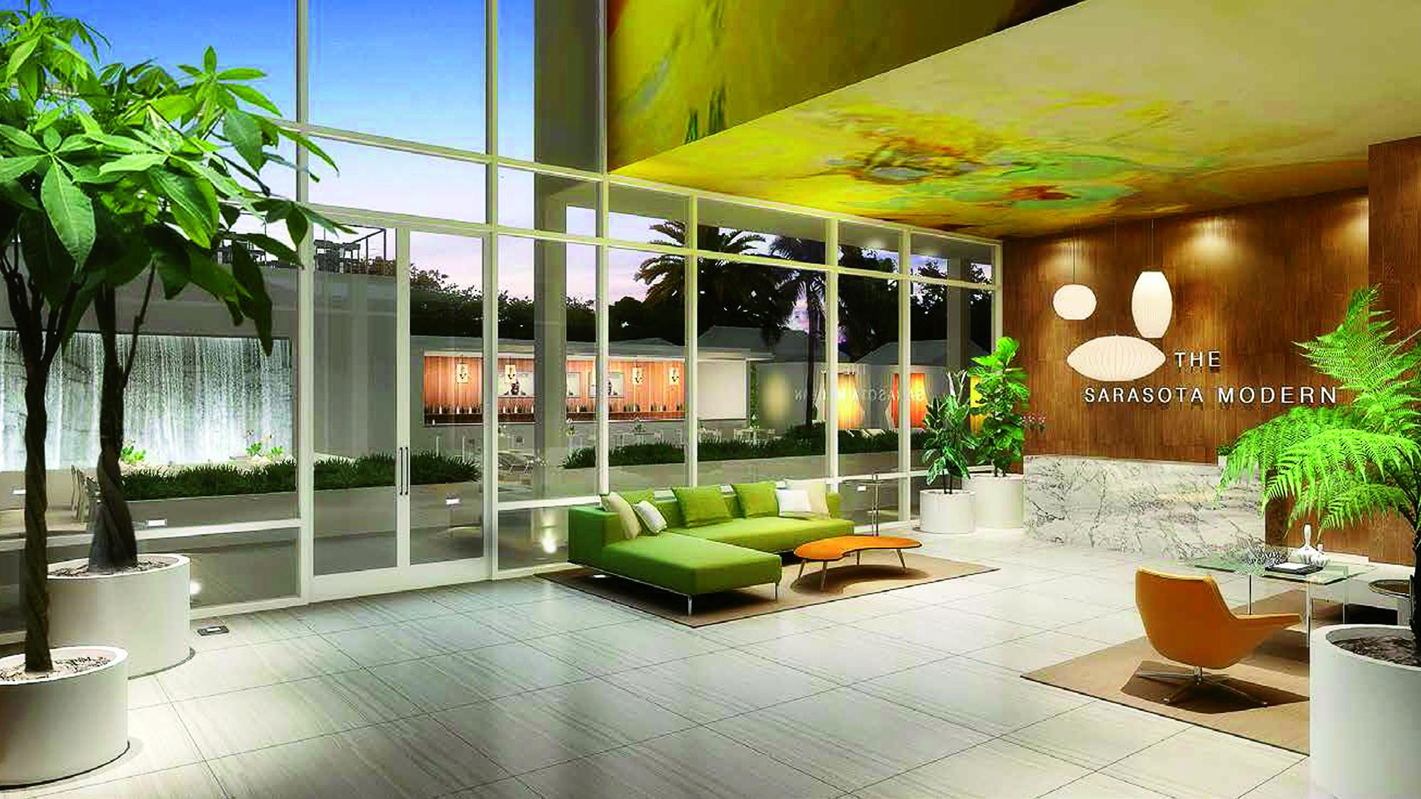 Modern hotel interior design and decor ideas pictures