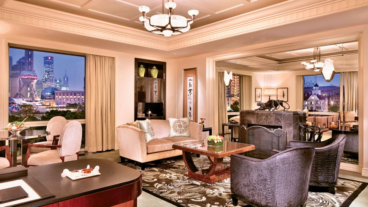 Exquisite luxury at the Peninsula Shanghai