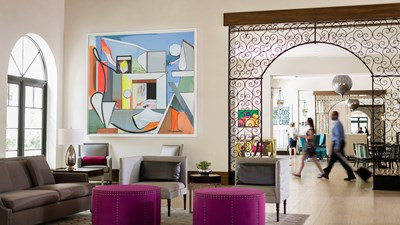Fond memories come rushing back at Alfond Inn's fifth anniversary