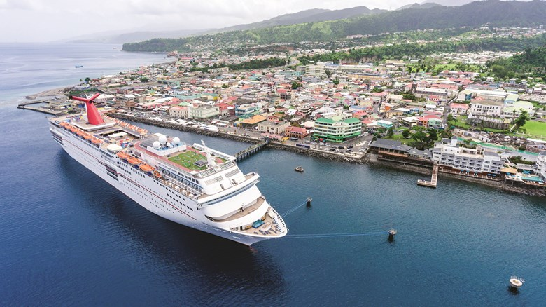 One year after Irma & Maria, Caribbean cruising still on the mend
