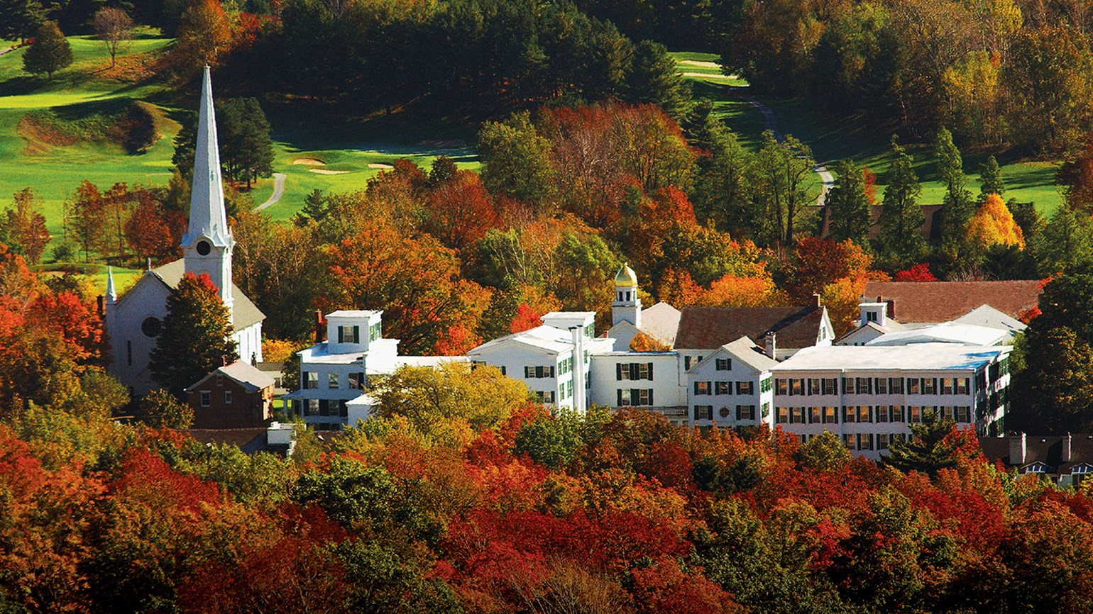 The Equinox Golf Resort & Spa in Vermont slates 'Apple Picking Package'