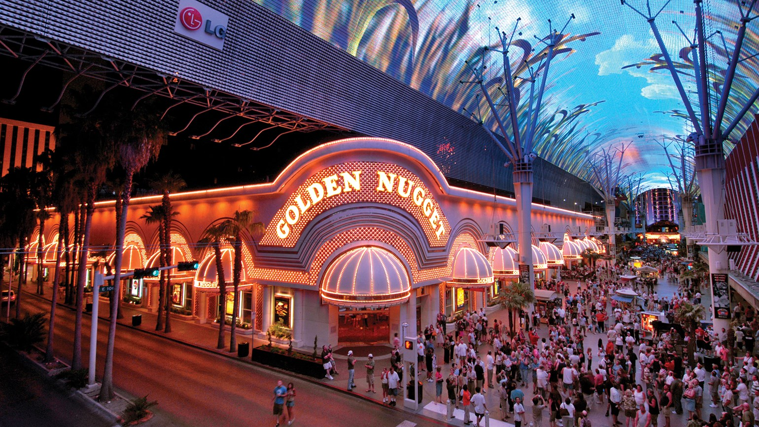 Las Vegas' Viva Vision canopy getting a $32M upgrade