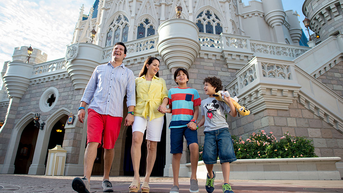 Disney unveils date-based pricing for Florida parks