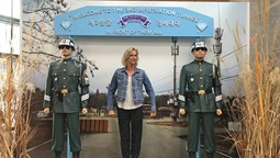 K-pop beats, DMZ pics on eclectic Seoul trip