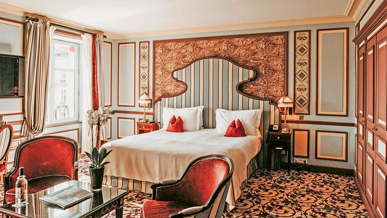 Classic elegance at ihgs le grand hotel in bordeaux: travel weekly