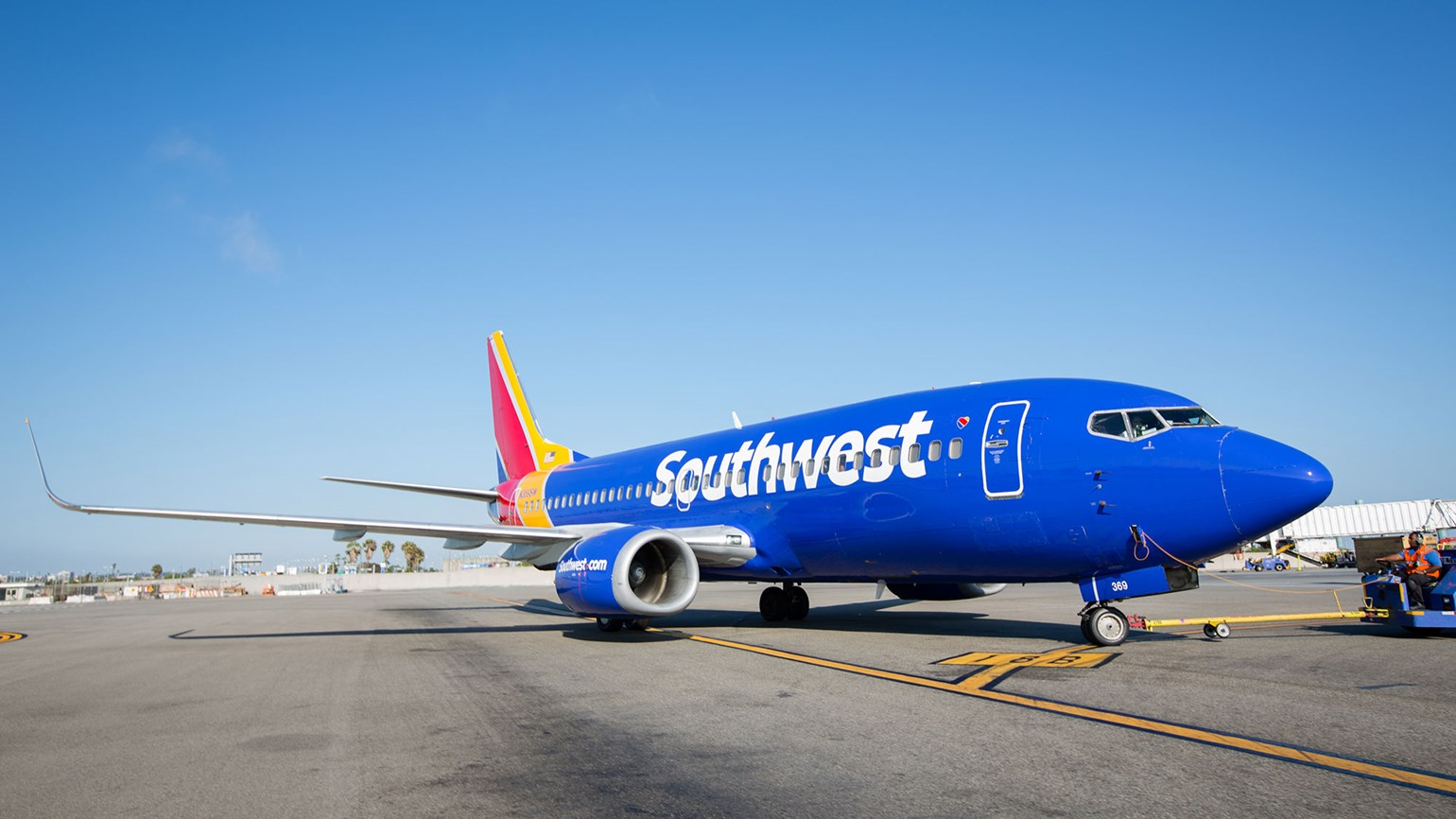 FAA investigating Southwest over baggage-weight calculations