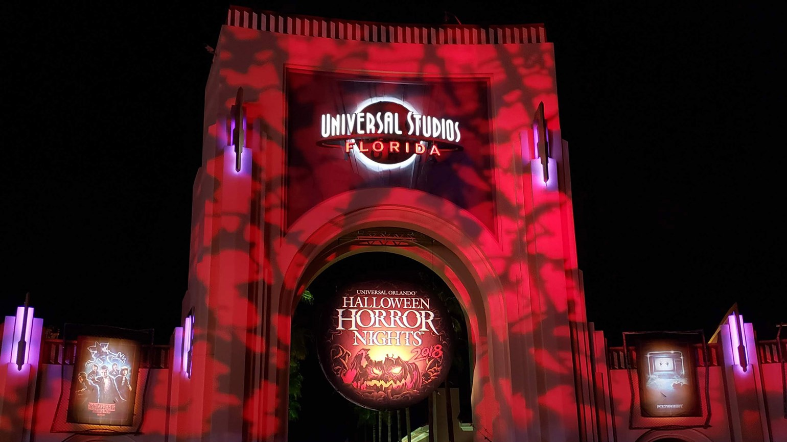 Going behind the screams on an R.I.P. Tour at Universal's Halloween Horror Nights