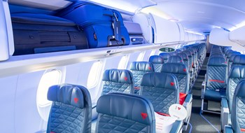 Bombardier's new regional jets are roomier throughout