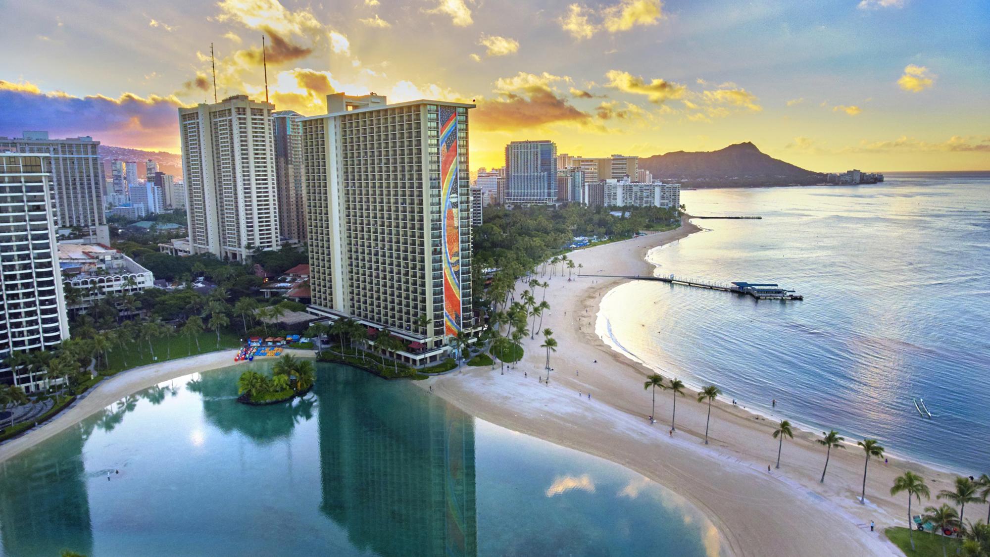 Hilton Hawaiian Village Offers Suite Treat Promotion