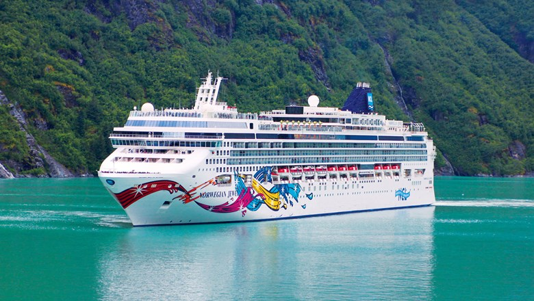 The 40th Anniversary Alaska Adventure Cruise features a seven-day Inside Passage sailing on the Norwegian Jewel.
