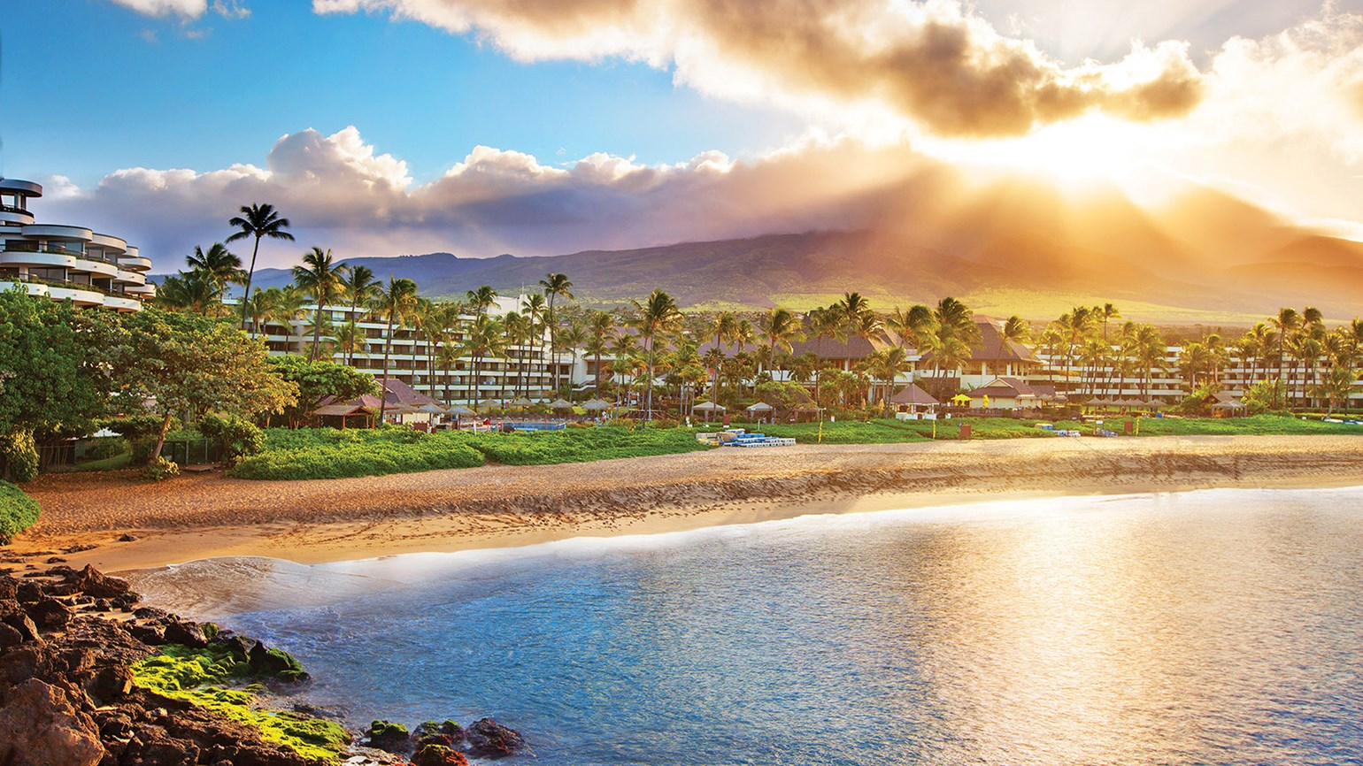 Classic views, fresh look at Sheraton Maui