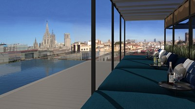 Kimpton to debut in Spain with Barcelona opening