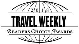 Voting open for 2018 Travel Weekly Readers Choice Awards