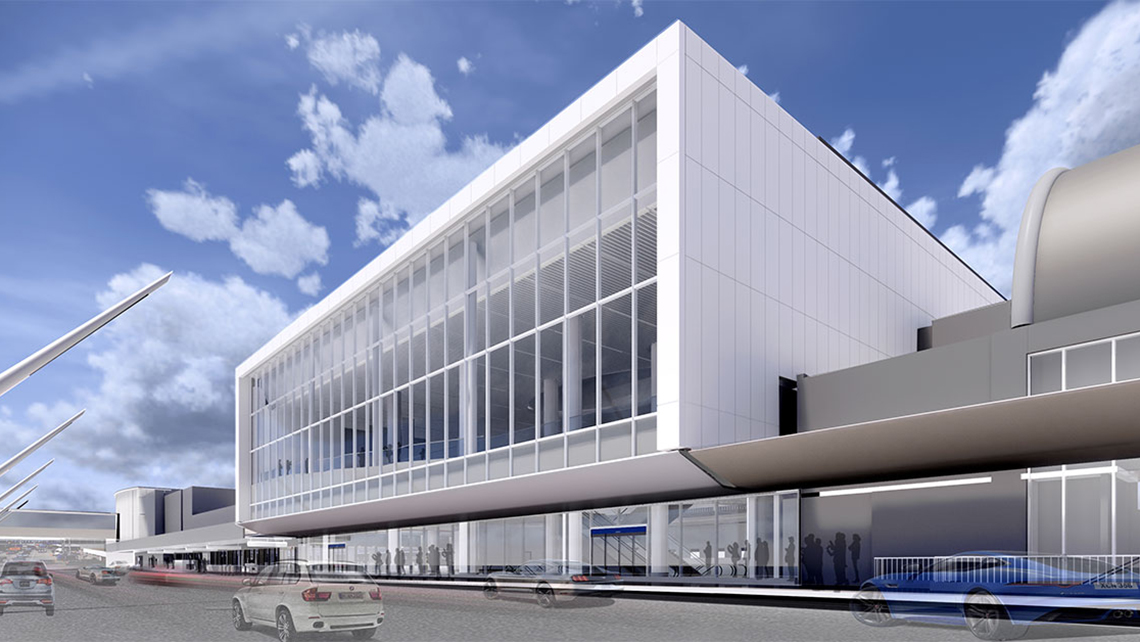 American Airlines begins $1.6B renovation at LAX