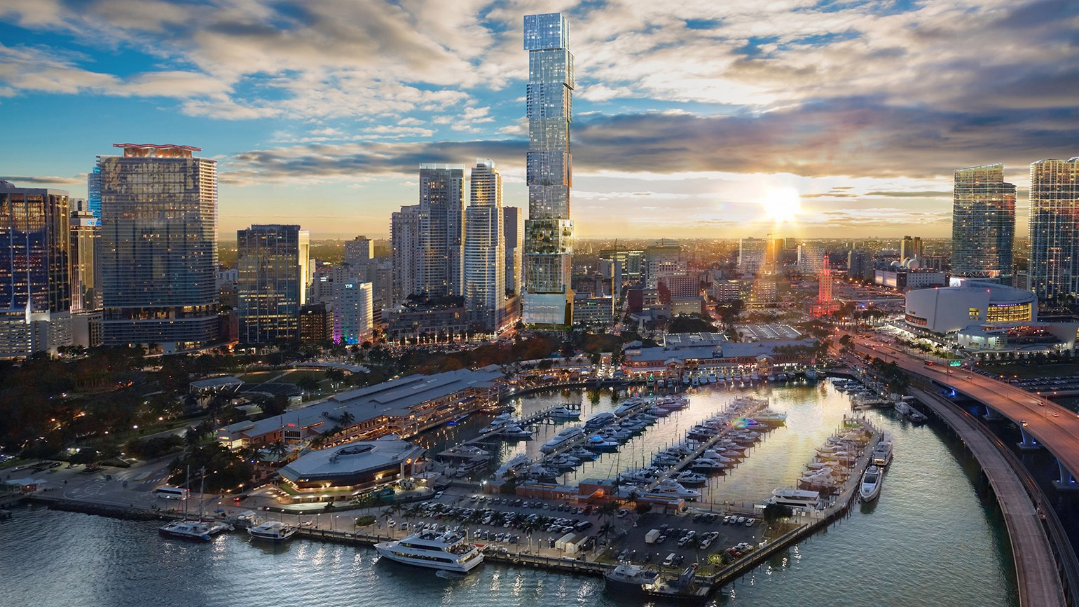 Waldorf coming to downtown Miami