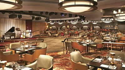 Renovated Crystal Serenity to have Sinatra-inspired supper club