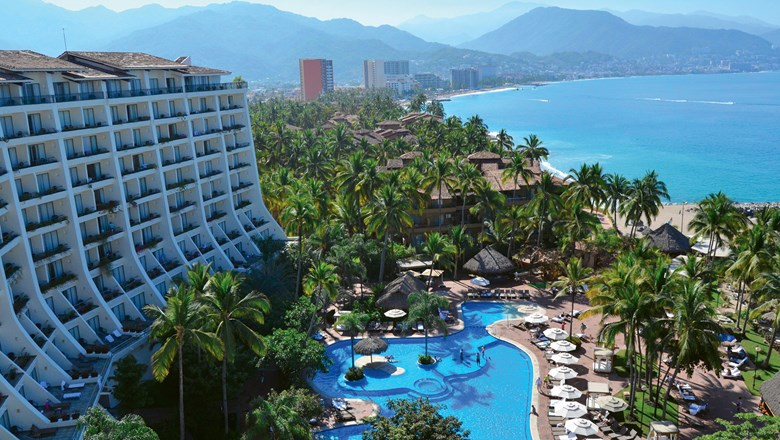 The Fiesta Americana Puerto Vallarta resort, which opened in 1980, has made several upgrades recently.