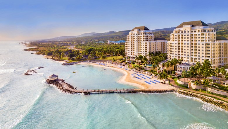 First impressions of the Jewel Grande Montego Bay: Travel Weekly