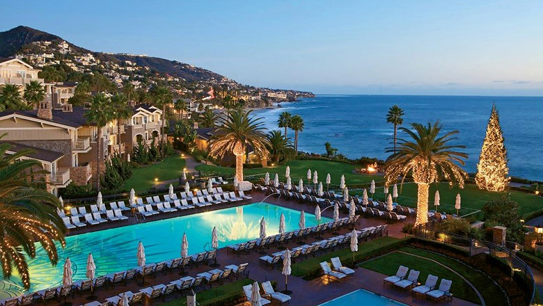 Montage Laguna Beach Designs Holiday Shopping Experience