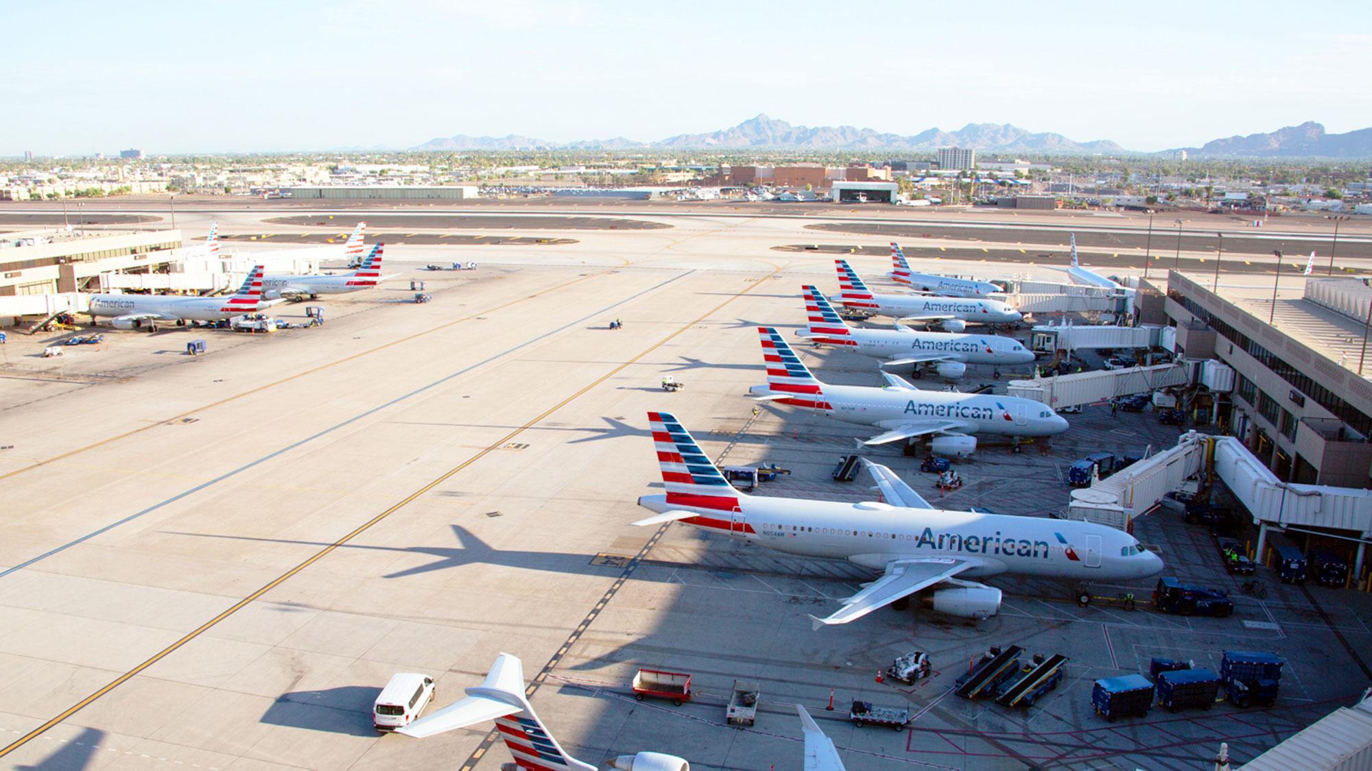 The Points Guy ranks Phoenix as best U S  airport: Travel Weekly