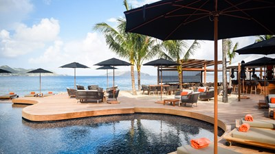 Christopher Hotel on St. Barts reopens