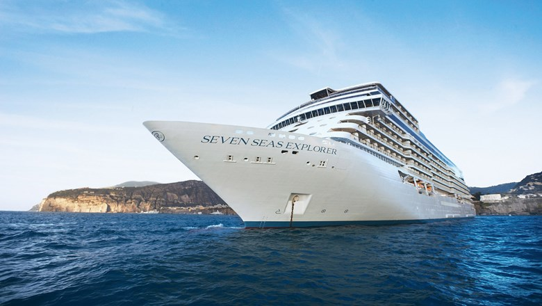 Regent's Seven Seas Explorer to cruise in South America