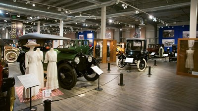 History and horsepower at Fairbanks museum