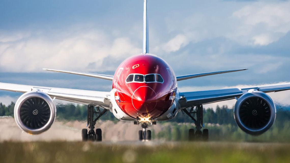 The U.S. is Norwegian Air's top focus