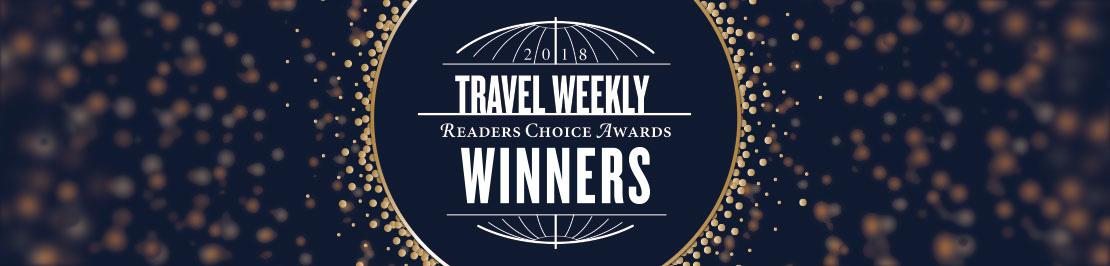 Readers Choice 2018: Travel Weekly