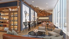 Hilton builds its Tapestry of upscale, independent hotels